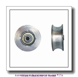 HM124646-90133  HM124616XD Cone spacer HM124646XC Recessed end cap K399070-90010 Backing ring K85588-90010 Unidades compactas de rolamento de FITA