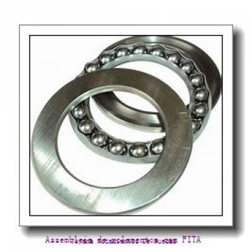 HM129848-90218  HM129813XD Cone spacer HM129848XB Backing ring K85095-90010 AP Conjuntos de rolamentos integrados